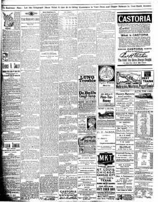 Alton Evening Telegraph from Alton, Illinois on November 15, 1898 · Page 4