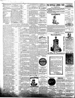 The Postville Review from Postville, Iowa on November 7, 1891 · Page 2