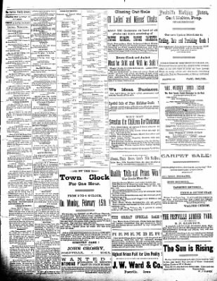 The Postville Review from Postville, Iowa on February 13, 1892 · Page 3