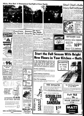 Carrol Daily Times Herald from Carroll, Iowa on September 24, 1959 · Page 5