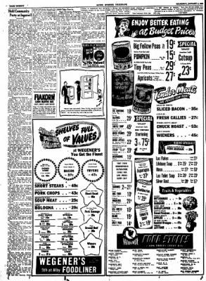 Alton Evening Telegraph from Alton, Illinois on January 5, 1950 · Page 20