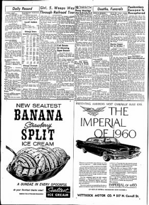 Carrol Daily Times Herald from Carroll, Iowa on October 1, 1959 · Page 10