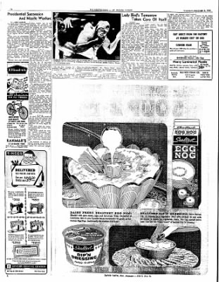 Mt. Vernon Register-News from Mt Vernon, Illinois on December 5, 1963 · Page 16