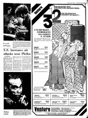 Alton Evening Telegraph from Alton, Illinois on September 6, 1972 · Page 7