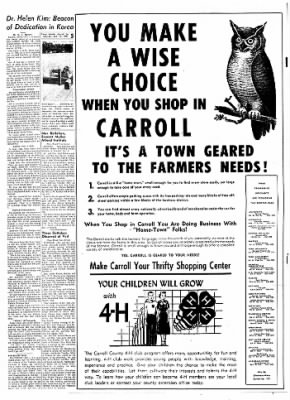 Carrol Daily Times Herald from Carroll, Iowa on October 10, 1959 · Page 4