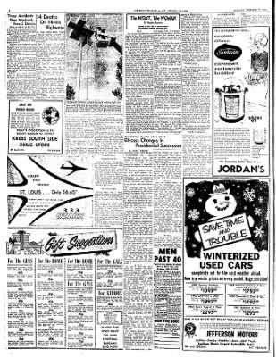 Mt. Vernon Register-News from Mt Vernon, Illinois on December 9, 1963 · Page 6