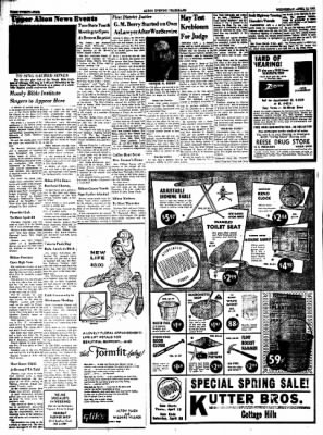 Alton Evening Telegraph from Alton, Illinois on April 12, 1961 · Page 24