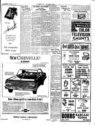 Mt. Vernon Register-News from Mt Vernon, Illinois on December 11, 1963 · Page 11