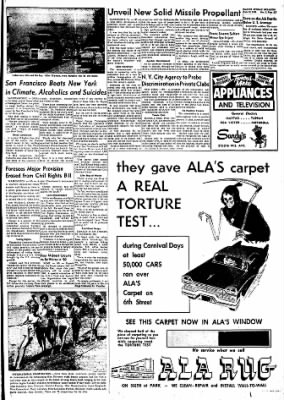 The Racine Journal-Times Sunday Bulletin from Racine, Wisconsin on July 19, 1959 · Page 17