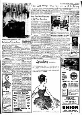 The Racine Journal-Times Sunday Bulletin from Racine, Wisconsin on July 19, 1959 · Page 25