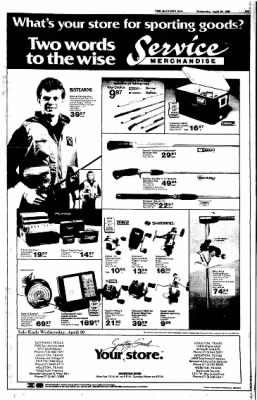 The Baytown Sun from Baytown, Texas on April 23, 1986 · Page 21