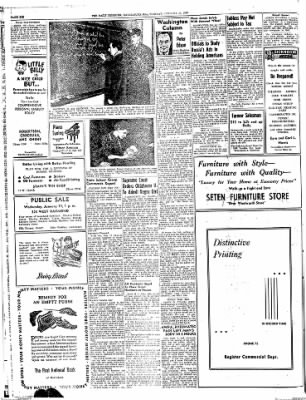 The Daily Register from Harrisburg, Illinois on January 13, 1948 · Page 6
