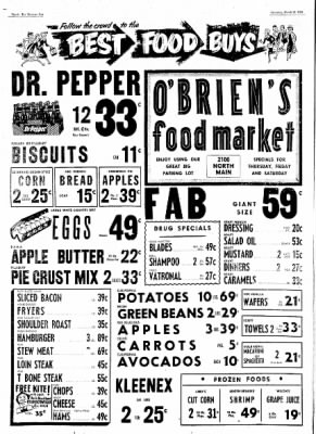 The Baytown Sun from Baytown, Texas on March 22, 1956 · Page 6