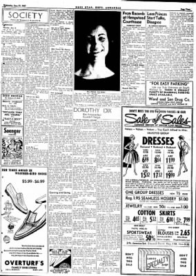 Hope Star from Hope, Arkansas on June 21, 1961 · Page 3