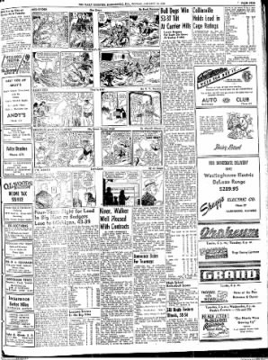 The Daily Register from Harrisburg, Illinois on January 19, 1948 · Page 7
