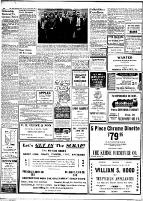 The News from Frederick, Maryland on November 27, 1951 · Page 2