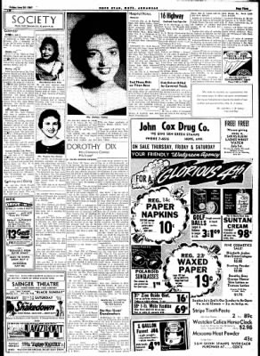 Hope Star from Hope, Arkansas on June 29, 1961 · Page 3