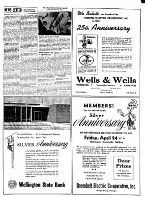 The Wellington Leader from Wellington, Texas on April 23, 1964 · Page 10