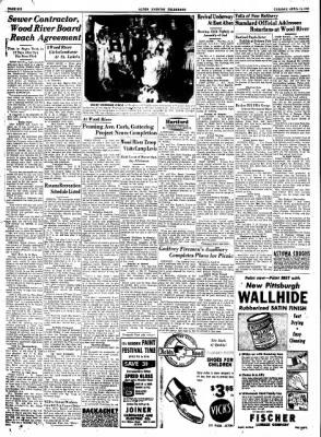Alton Evening Telegraph from Alton, Illinois on April 21, 1953 · Page 6
