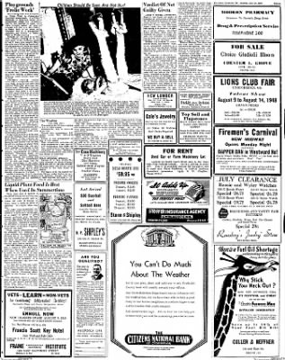 The News from Frederick, Maryland on July 17, 1948 · Page 6