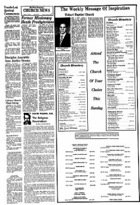 Pampa Daily News from Pampa, Texas on June 23, 1972 · Page 7