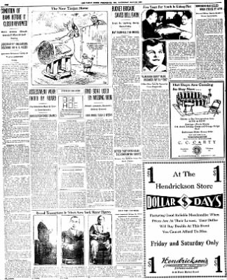 The News from Frederick, Maryland on May 28, 1932 · Page 10