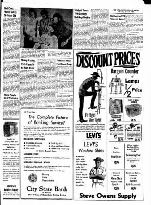 The Wellington Leader from Wellington, Texas on June 4, 1964 · Page 7