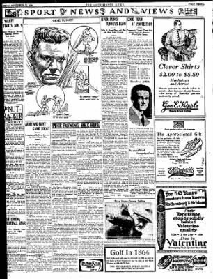 The Hutchinson News from Hutchinson, Kansas on November 29, 1924 · Page 3
