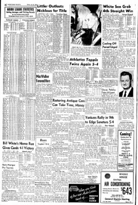 The Racine Journal-Times Sunday Bulletin from Racine, Wisconsin on July 18, 1965 · Page 26