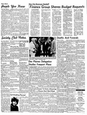 Freeport Journal-Standard from Freeport, Illinois on July 3, 1968 · Page 6