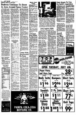 Pampa Daily News from Pampa, Texas on June 29, 1972 · Page 2
