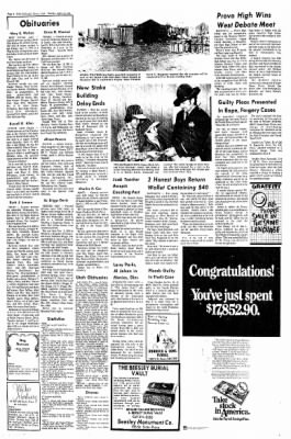 The Daily Herald from Provo, Utah on April 14, 1975 · Page 4