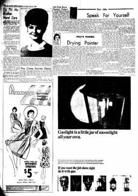 Clovis News-Journal from Clovis, New Mexico on May 15, 1966 · Page 20