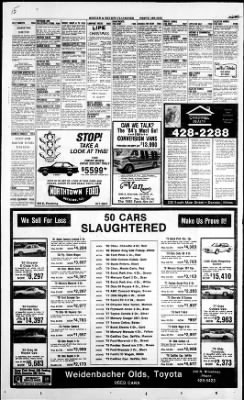 Herald And Review From Decatur Illinois On October 31 1984 Page 50