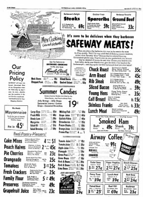 The Courier News from Blytheville, Arkansas on July 15, 1954 · Page 4