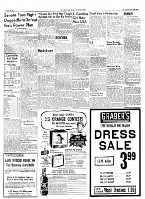 The Courier News from Blytheville, Arkansas on July 22, 1954 · Page 8