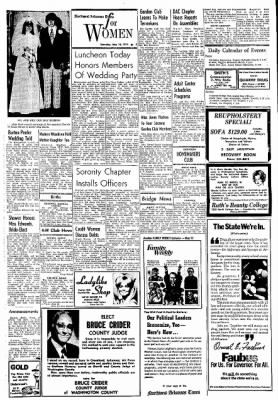 Northwest Arkansas Times from Fayetteville, Arkansas on May 18, 1974 · Page 3