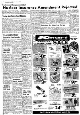 Northwest Arkansas Times from Fayetteville, Arkansas on July 17, 1974 · Page 26