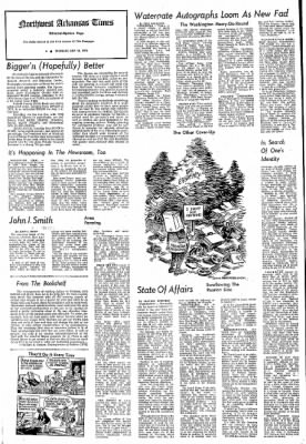 Northwest Arkansas Times from Fayetteville, Arkansas on July 18, 1974 · Page 4