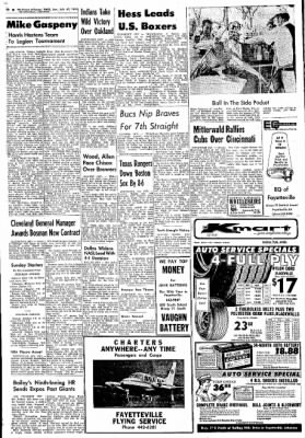 Northwest Arkansas Times from Fayetteville, Arkansas on July 21, 1974 · Page 28