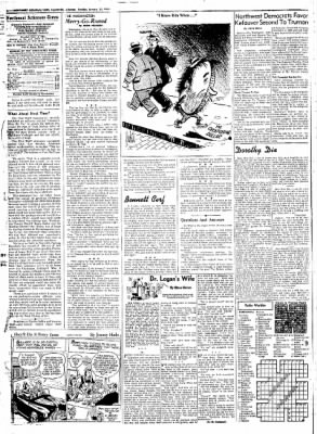 Northwest Arkansas Times from Fayetteville, Arkansas on January 22, 1952 · Page 4