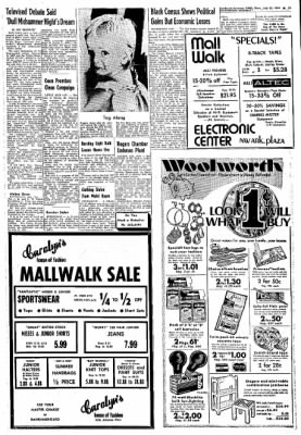 Northwest Arkansas Times from Fayetteville, Arkansas on July 25, 1974 · Page 13