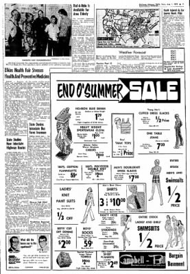 Northwest Arkansas Times from Fayetteville, Arkansas on August 1, 1974 · Page 3