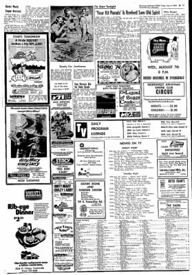Northwest Arkansas Times from Fayetteville, Arkansas on August 2, 1974 · Page 11