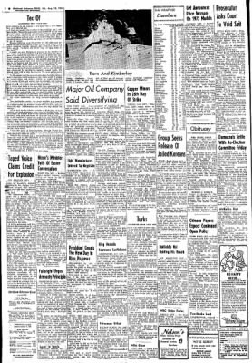 Northwest Arkansas Times from Fayetteville, Arkansas on August 10, 1974 · Page 2