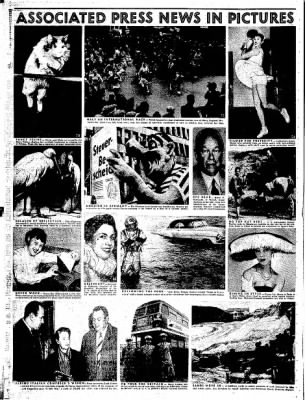 Northwest Arkansas Times from Fayetteville, Arkansas on March 15, 1952 · Page 6