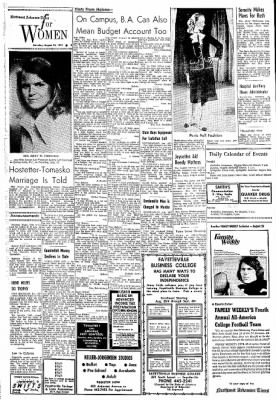 Northwest Arkansas Times from Fayetteville, Arkansas on August 24, 1974 · Page 3