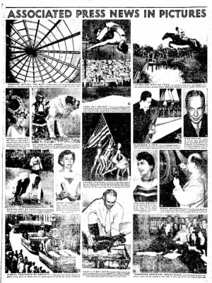 Northwest Arkansas Times from Fayetteville, Arkansas on May 10, 1952 · Page 6