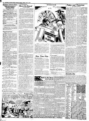Northwest Arkansas Times from Fayetteville, Arkansas on June 23, 1952 · Page 4