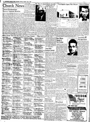 Northwest Arkansas Times from Fayetteville, Arkansas on July 5, 1952 · Page 2